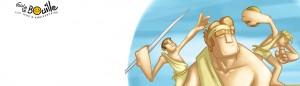 Chasse au trésor gladiateur