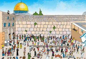 jeu de piste Jérusalem