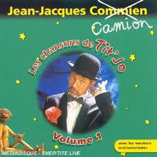 Les Chansons De Tit'Jo – volume 1