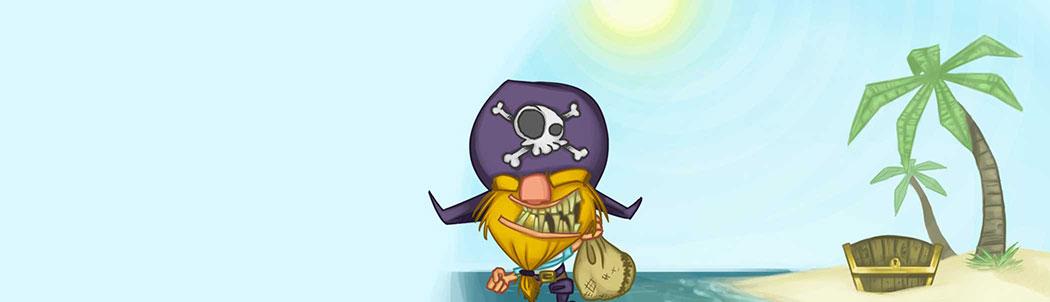 Chasse au trésor Graine de pirate