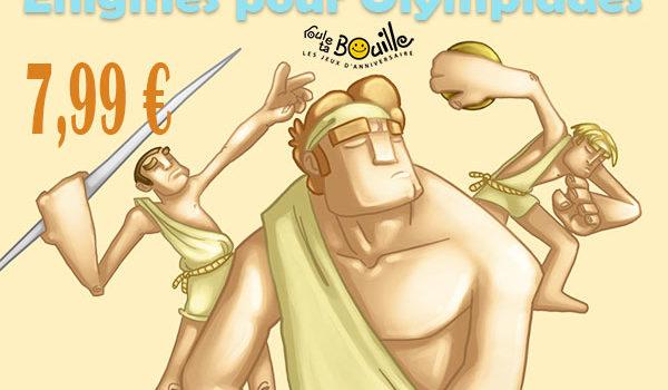 Énigmes enfant sur la Grèce antique