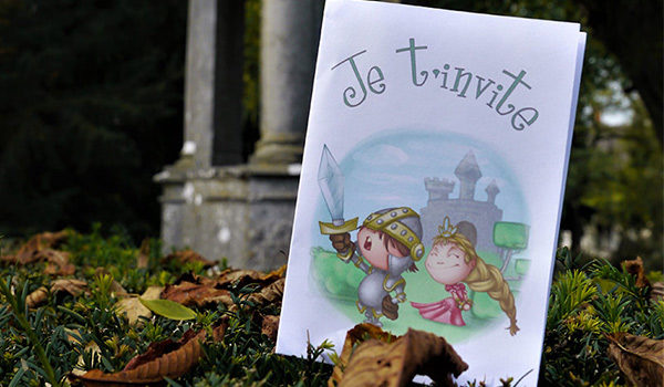 carte invitation enfant à télécharger