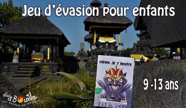 jeu evasion