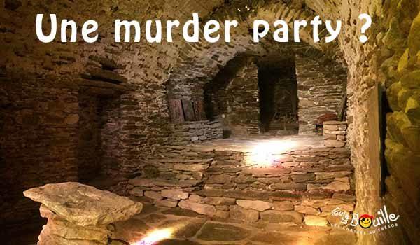 Un lieu génial pour organiser sa Murder-Party